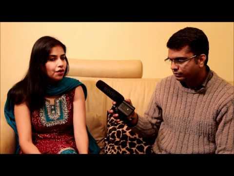 Hindi Gaurav Interviewed Mrs India Australia Contestant Mrs Mona Grover