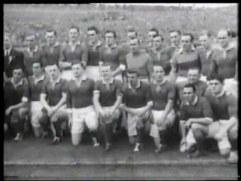 Mayo V Louth 1950 All Ireland SFC Final