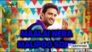 a1 maalai nera malipoo song tamil santhanam