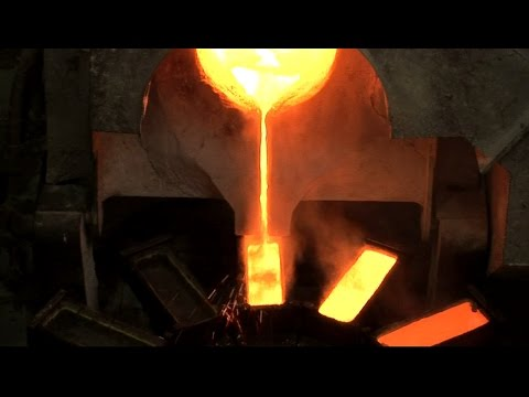 Pyrometallurgical Refining of Precious Metals- Part 1 Calcining and Roasting