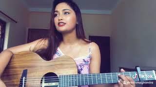 NACHA FRIRI || MELINA RAI , MAHESH KAFLE (cover song by reshma ghimire)