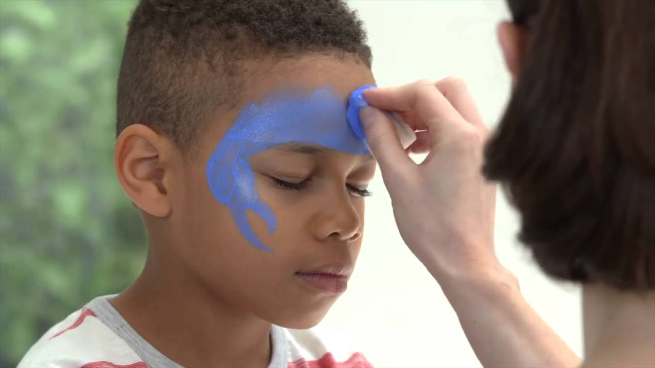 Snazaroo Face Paint Youtube
