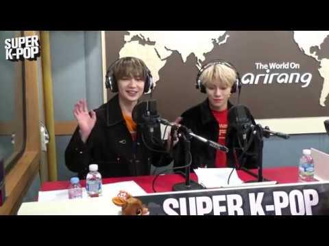 Super K-Pop JBJ95&39;s  Episode on Arirang Radio