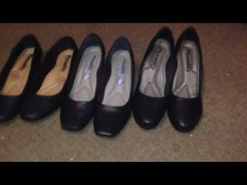 Update More Cabin Crew Shoes Youtube