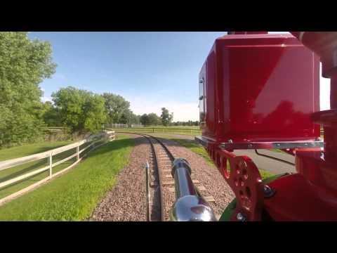 Storybook Land Express Aberdeen, South Dakota