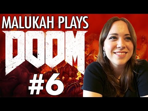 Doom - Ep. 6: Panicking Live on Twitch
