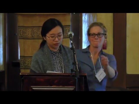 Conservation Governance Panel - CICADA Conference, Oct. 24, 2015