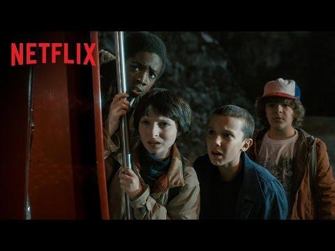 《怪奇物語》- 預告 2 - Netflix [HD]