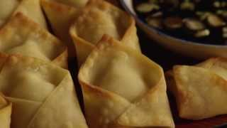 Appetizer Recipes - How To Make Crab Rangoon