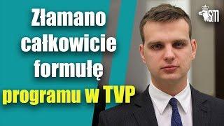 Jakub Kulesza o incydencie w TVP: Przestałem szanować Jacka Łęskiego