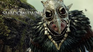 Shadow of War - Official Shadow of Mordor Nemesis Forge Trailer