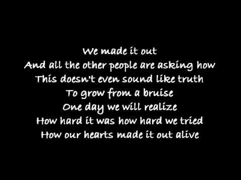 Miles - Christina Perri (Lyrics)