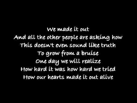 Miles - Christina Perri (Lyrics)