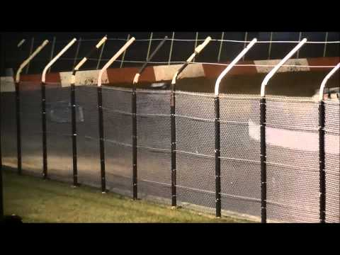 Millstream Speedway Late Model Feature 8-30-15