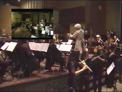 Symphonie No.8 de William Herschel 8th symphony