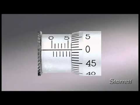 HD How to Read a Metric Micrometer