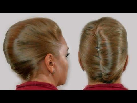 Как сделать ракушку из волос пошаговая инструкция самой себе