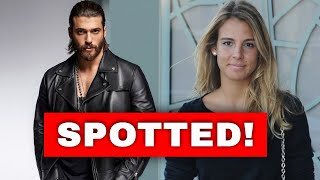 He is handsome, famous and single. was credited with an affair a partner in the series. however, where heart of can yaman lies?more information a...
