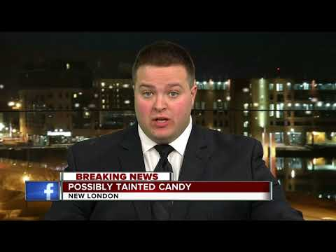 New London Police warn of possible tainted candy