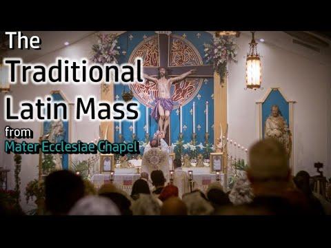Palm Sunday - The Traditional Latin Mass | Sun, Mar. 28th, 2021