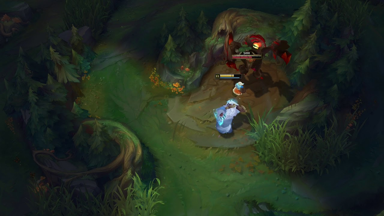 Champion Update: Nunu & Willump, the Boy and his Yeti