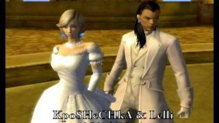 Aion [Winterland x7]. Свадьба KpoSHeCHkA и Lelli.