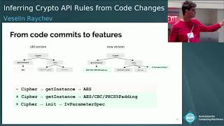 Inferring Crypto API Rules from Code Changes