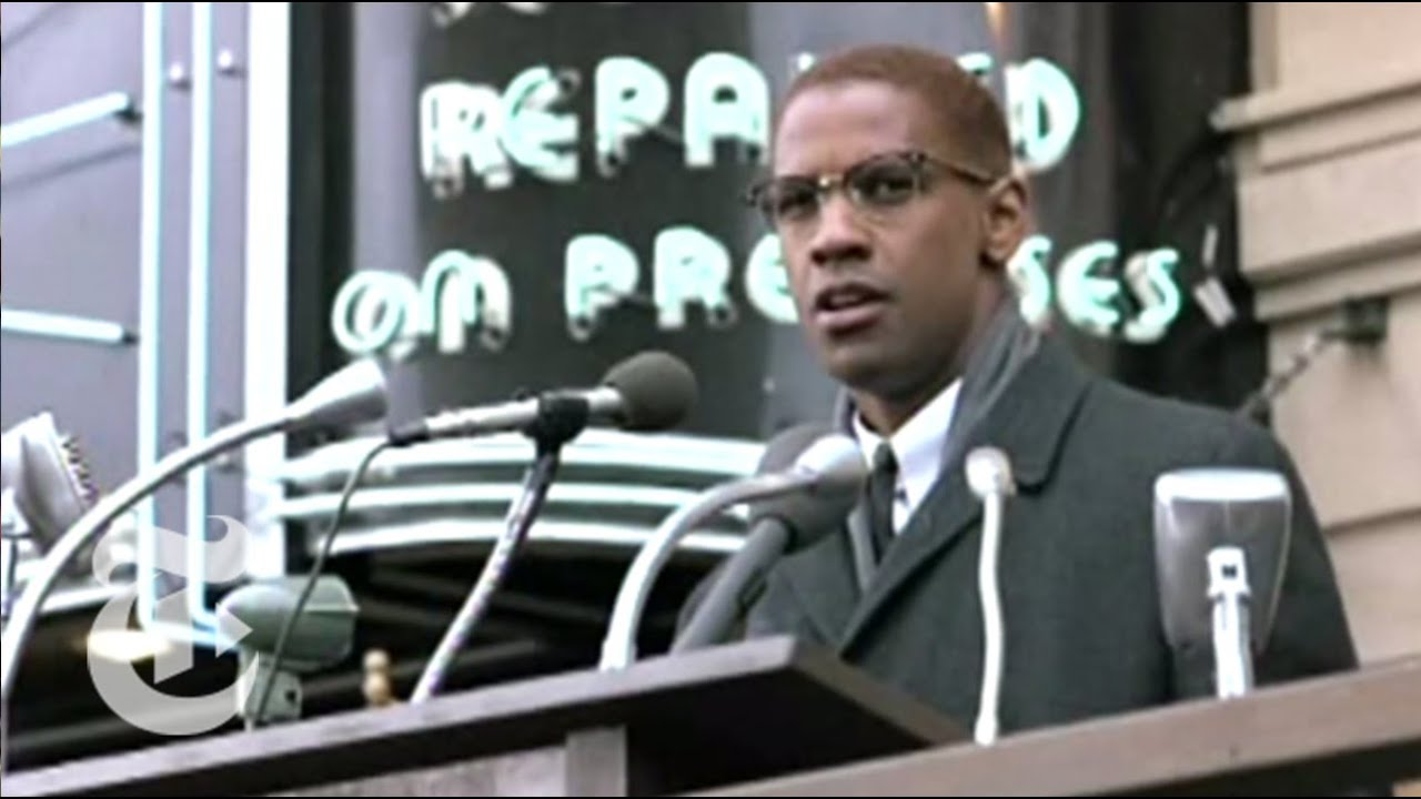 Download 'Malcolm X'   Critics' Picks   The New York Times