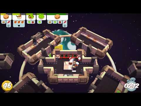Too Many Cooks - Overcooked Level 6-4 |