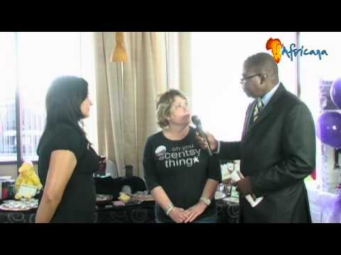 AFRICANA TV: MICON EVENTS BRIDAL SHOW