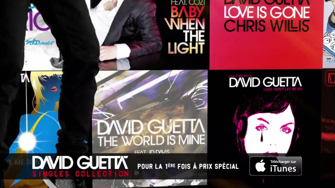Download David Guetta Singles Collection
