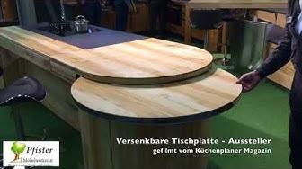 Pfister Möbelwerkstatt - Bewegliche Möbel