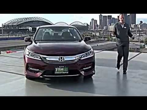 2016 Honda Accord Ex Sensing Review All New Yet Absolutely