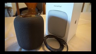 Apple HomePod Review! Best sound quality!