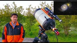 Review of Celestron 14 EdgeHD …
