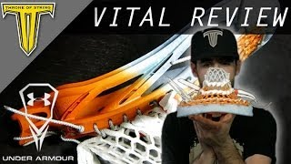 Review: Under Armour Vital | Throne Mesh Privateer Pocket