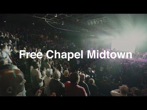 Free Chapel Midtown | First Service - Pastor Jentezen Franklin