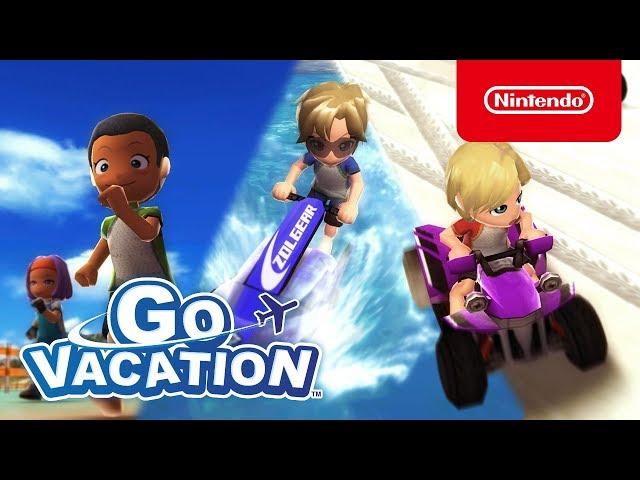 バケーション wii ゴー Wiiのゴーバケーション対戦について