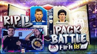 FIFA 18 Retro WM PACK BATTLE mit RadDerHölle 🔥😱 PlayStation 4 im RAGE ZERSTÖRT 😥