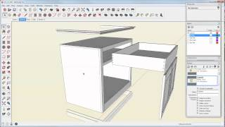 Make An Exploded View in SketchUp