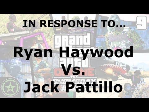 AH In Response to........Jack Vs Ryan
