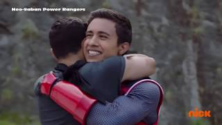 "Power Rangers Ninja Steel - 3 Red Rangers | Episode 20 ""Galvanax Rises"" 