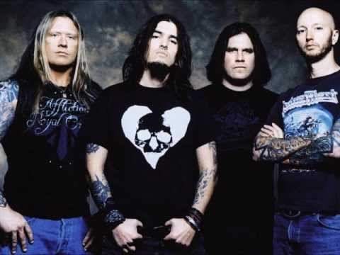 Machine Head - beautiful mourning (with lyrics)