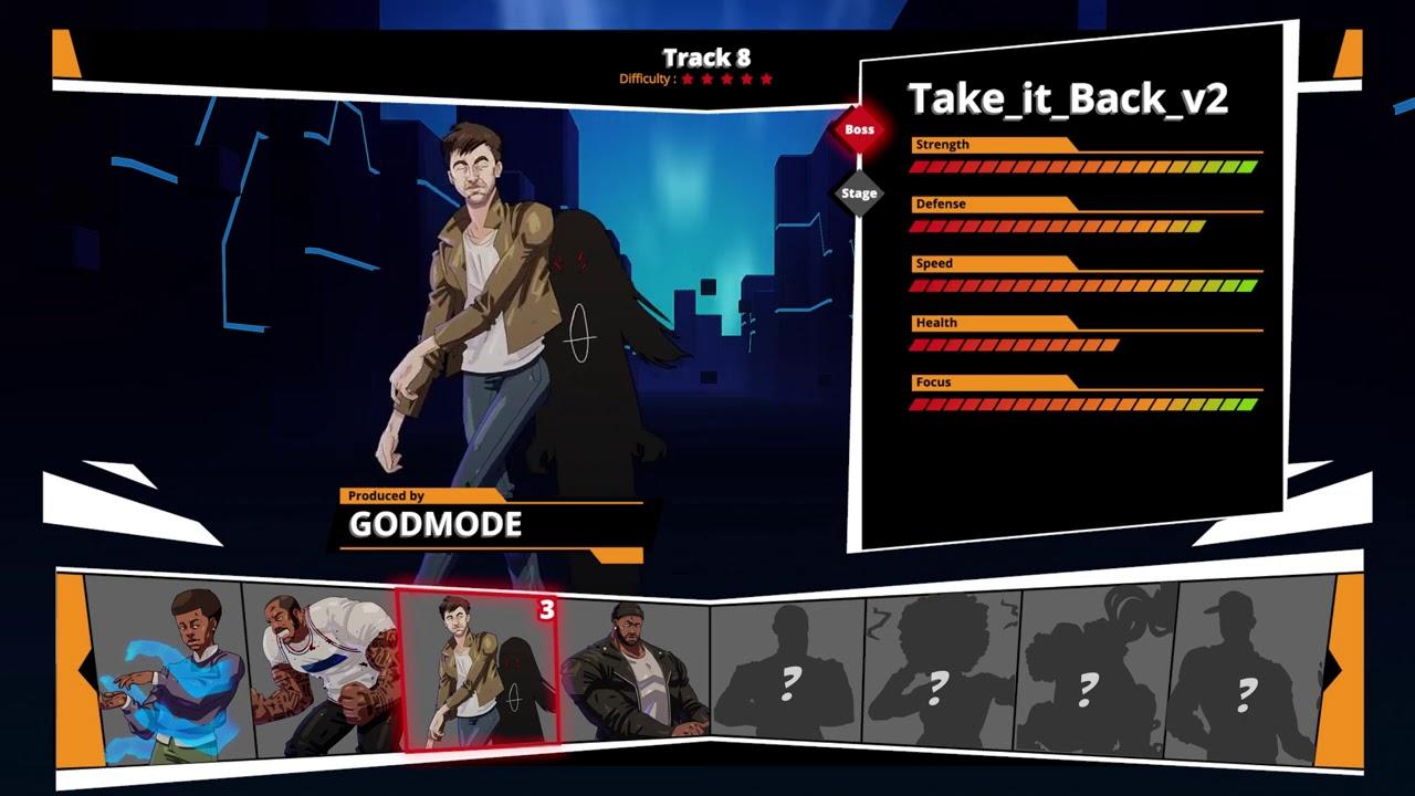 Denzel Curry - Take_it_Back_v2 (GODMODE 950 Version)