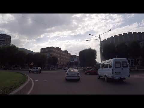 Armenia Vanadzor City Center, Gopro / Arménie Vanadzor Centre Ville, Gopro