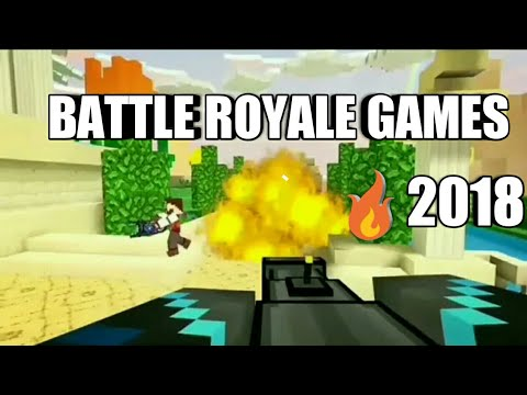 Top 5 New Battle Royale Games  For Android 2018 Less Than 100 Mb