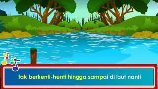 lagu kanak kanak sungai