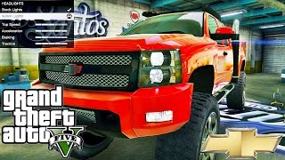 Chevy Silverado - Extreme Graphics !!!