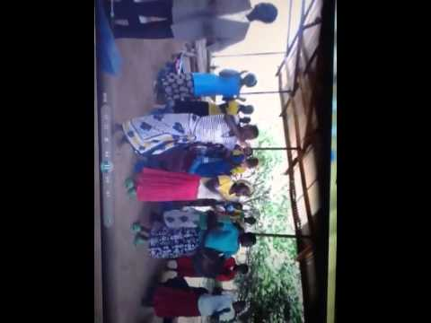Pokot kenya, church in the bush, had an awesome time here.