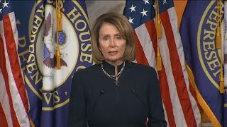Pelosi: Boehner's Resignation Is Seismic For House